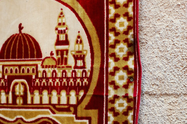 Tapestry Morocco