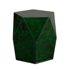 Emerald Jewel Side Table