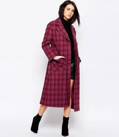 A Berry Fun Coat