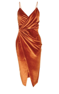 Orange Dreamsicle Dress