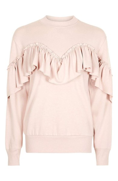 cotton-ruffle-shirt