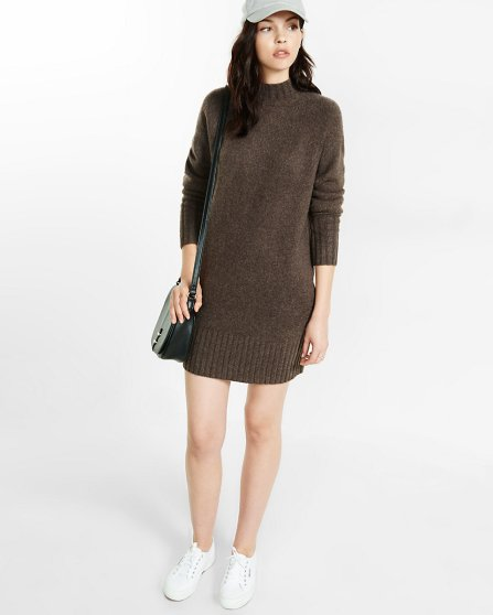 express-sweater-dress